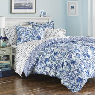 Hadassah 3 Piece Reversible Comforter Set