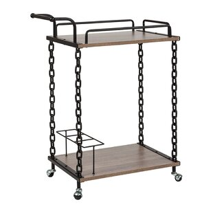 Cardinale Bar Cart by Will..