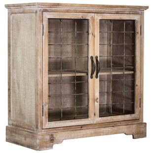 Shavon Standing Storage 2 Door Accent Cabinet
