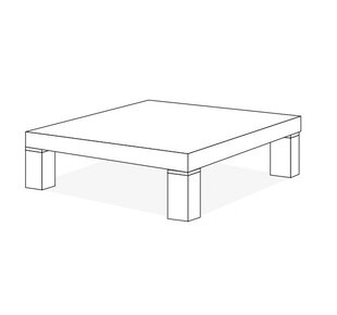 Lara Coffee Table By La Primavera