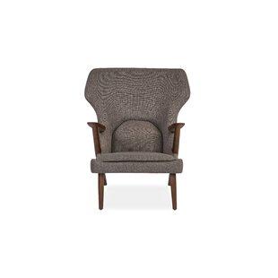 Brenden Wingback Chair by Lievo