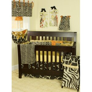 Sumba 8 Piece Crib Bedding Set