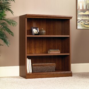 Affordable Price Hanlon Standard Bookcase By Alcott Hill