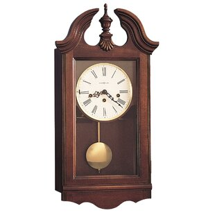 Chiming Key - Wound Lancaster Wall Clock by Howard Miller?