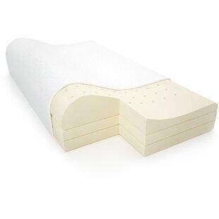 Alwyn Home Toddler 3-Layer Adjustable Memory Foam Standard Pillow