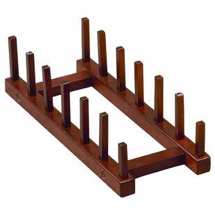 Save  sc 1 st  Wayfair & Wooden Plate Rack | Wayfair