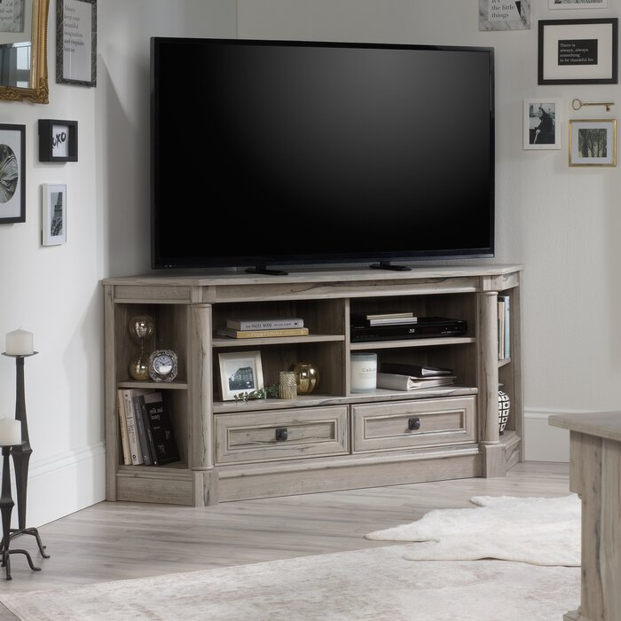 Incredible Orviston Corner Tv Stand For Tvs Up To 60 Inches Short Links Chair Design For Home Short Linksinfo