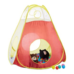 Clyde Pop-Up Play Tent By Zoomie Kids