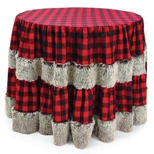 Coupon Urban Round Tablecloth By Loon Peak