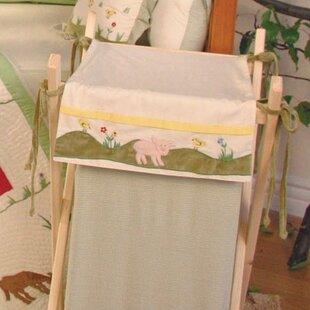 Brandee Danielle Appletree Farm Laundry Hamper