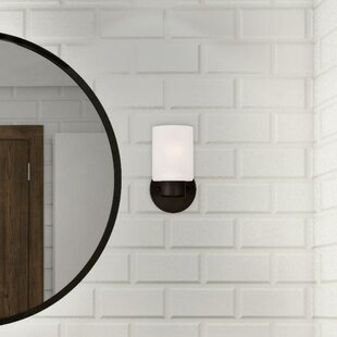 Burchfield 1-Light Bath Sconce..