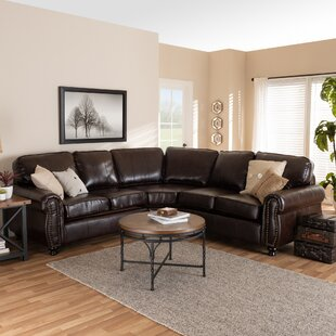Darby Home Co Kamari Sectional