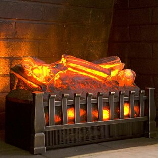 Electric Fireplace by Plow & Hearth