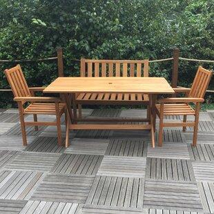 Adriane Garden 4 Seater Sofa Set By Sol 72 Outdoor