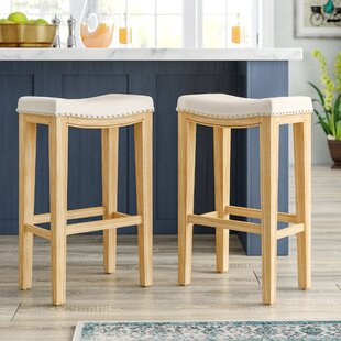 Eliana 30 Bar Stool (Set of 2) by Darby Home Co