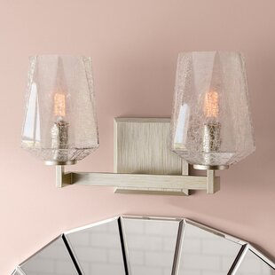 Find a Whetsel 2-Light Vanity Light By Willa Arlo Interiors
