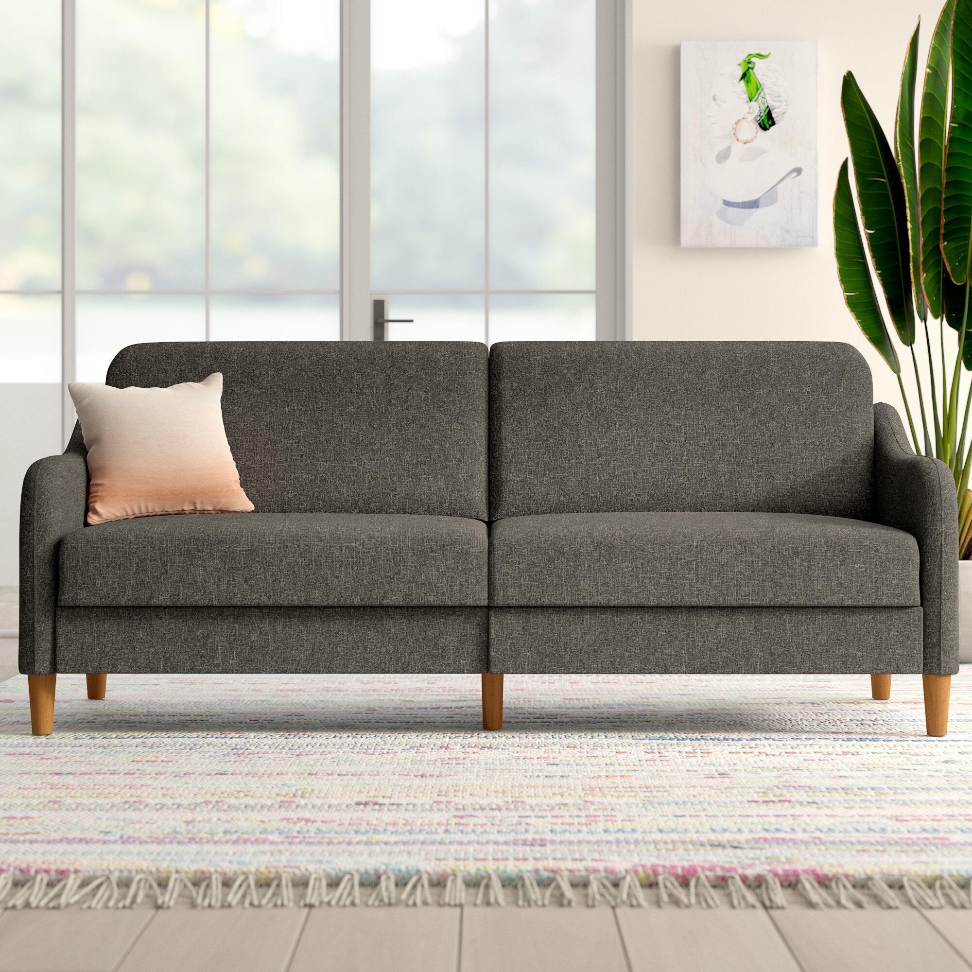 Modern Mid Century Sofas Couches Allmodern