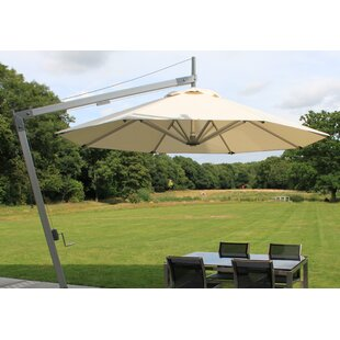 Side Wind 10.5' Cantilever Umbrella