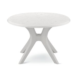 Alyce Plastic/Resin Dining Table by Corri..