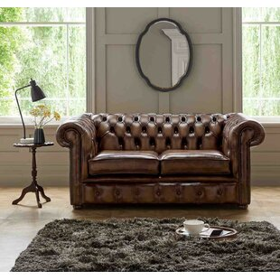 Emmalee 2 Seater Chesterfield Loveseat By Williston Forge
