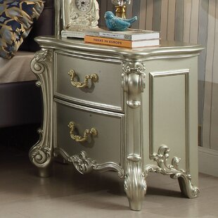 Find a Welty 2 Drawer Nightstand by Astoria Grand