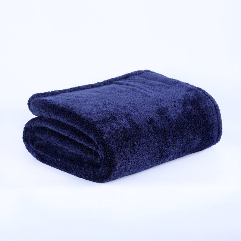 Berkshire Blanket Fluffy Bed Blanket & Reviews | Wayfair