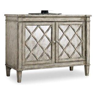Hooker Furniture Melange Villa Blanca Accent Cabinet