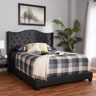 Looking for Lucky Upholstered Panel Bed by Mercer41 Reviews (2019) & Buyer's Guide