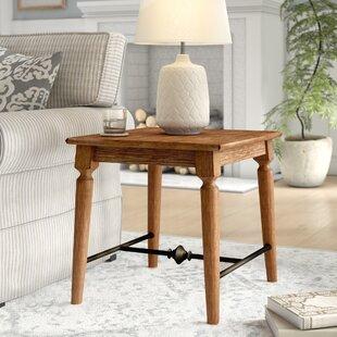 Nicol Side Table by Gracie Oaks