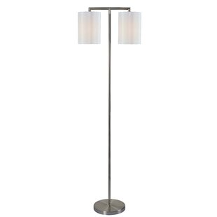Price comparison Corinne 57 Tree Floor Lamp By Orren Ellis