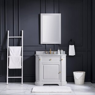 Diana 36 Single Bathroom Vanity Set by Ove Decors
