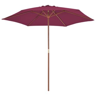 2.7m Beach Parasol By Freeport Park