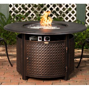 Weyland Aluminum Propane Fire Pit Table
