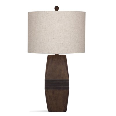 "Union Rustic Bombard 29"" Table Lamp"