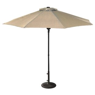 Blue Wave Products 9' Market Umbrella