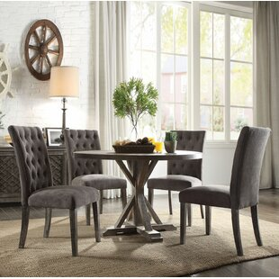 Depew 5 Pieces Dining Set Gracie Oaks