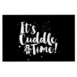 'Cuddle Time' Doormat