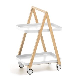 Reims Serving Cart By 17 Stories