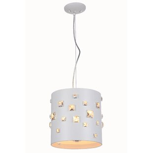 Everly Quinn Vernia 3-Light Pendant