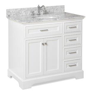 """Aria 36"""" Single Bathroom Vanity Set"""