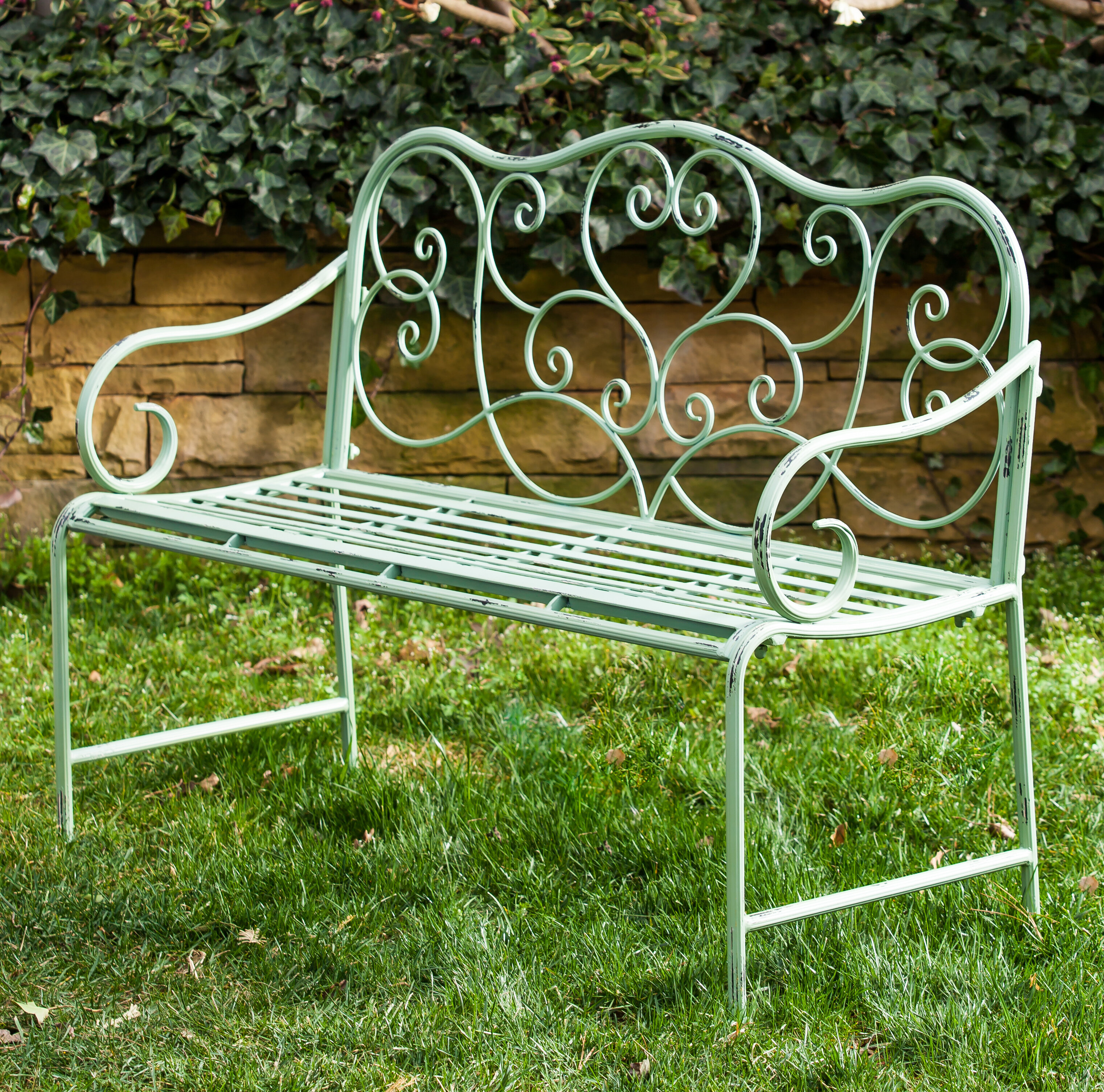 wrought seats and table for patio iron cast black wood seating outdoor bench small park garden chairs cheap sale steel metal benches