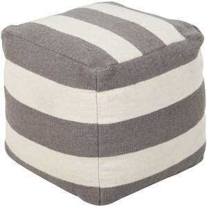 Wynnwood Pouf Ottoman by Break..