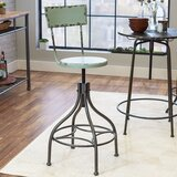 Leadville Swivel Adjustable Height Extra Tall Stool by Trent Austin Design®