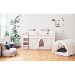 Premium Mid Sleeper Bed By Hoppekids