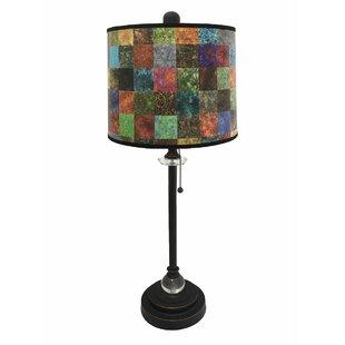 McWilliams Crystal 28 Buffet Lamp