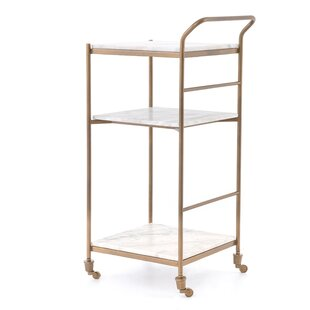 Astle Bar Cart By Brayden Studio