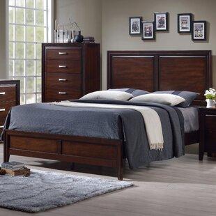 Alcott Hill Barwood Panel Bed
