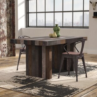 Antigo Solid Wood Dining Table Trent Austin Design