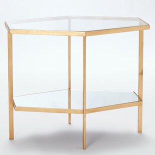 Comparison South Molton End Table by House of Hampton