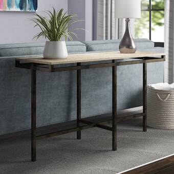 Astoria Grand Gravitt Traditional Solid Console Table Wayfair